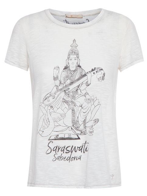 Camiseta-Yogini-Saraswati