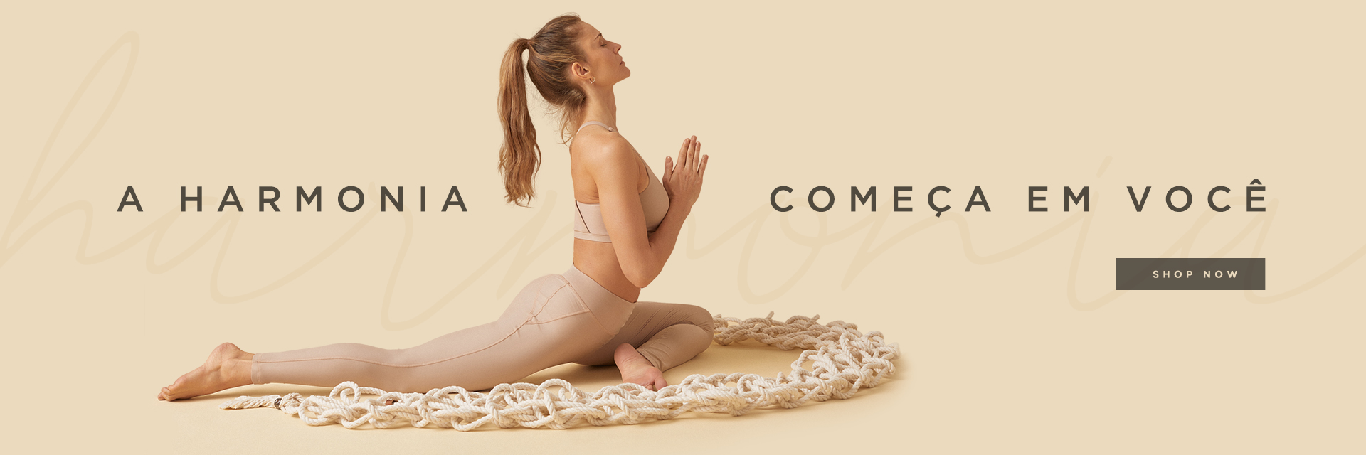 Nova Colecao Trama Yoga