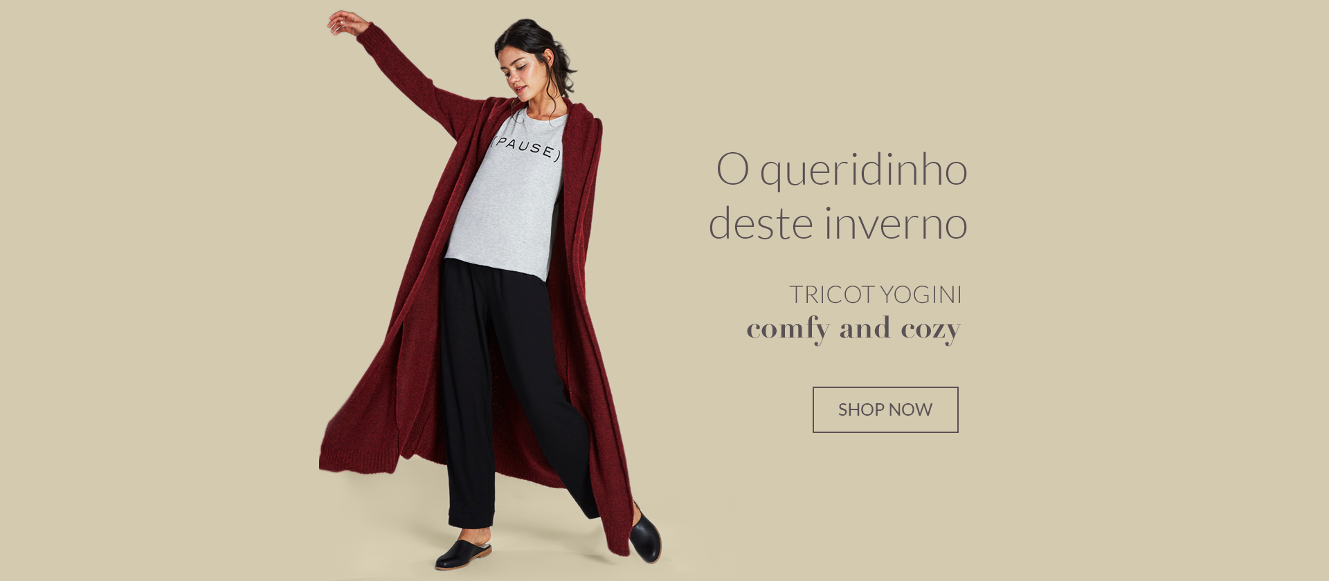 Banner - Tricot