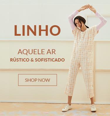 Banner Linho - Mobile